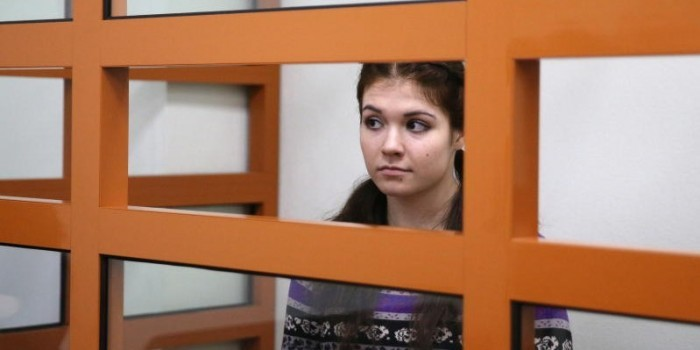 Варвара Караулова получила 4,5 года колонии