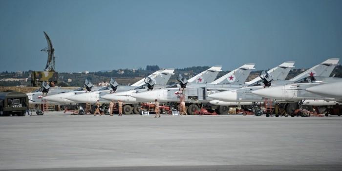 В Госдуме анонсировали ратификацию соглашения об авиагруппе в Сирии
