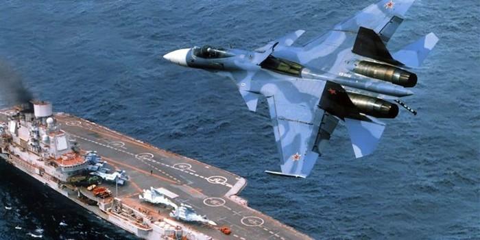 """НАТО выразило обеспокоенность из-за похода """"Адмирала Кузнецова"""" в Сирию"""