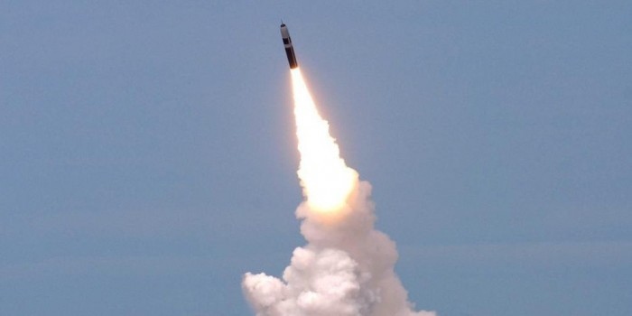 Великобритания скрыла неудачные испытания ядерной ракеты