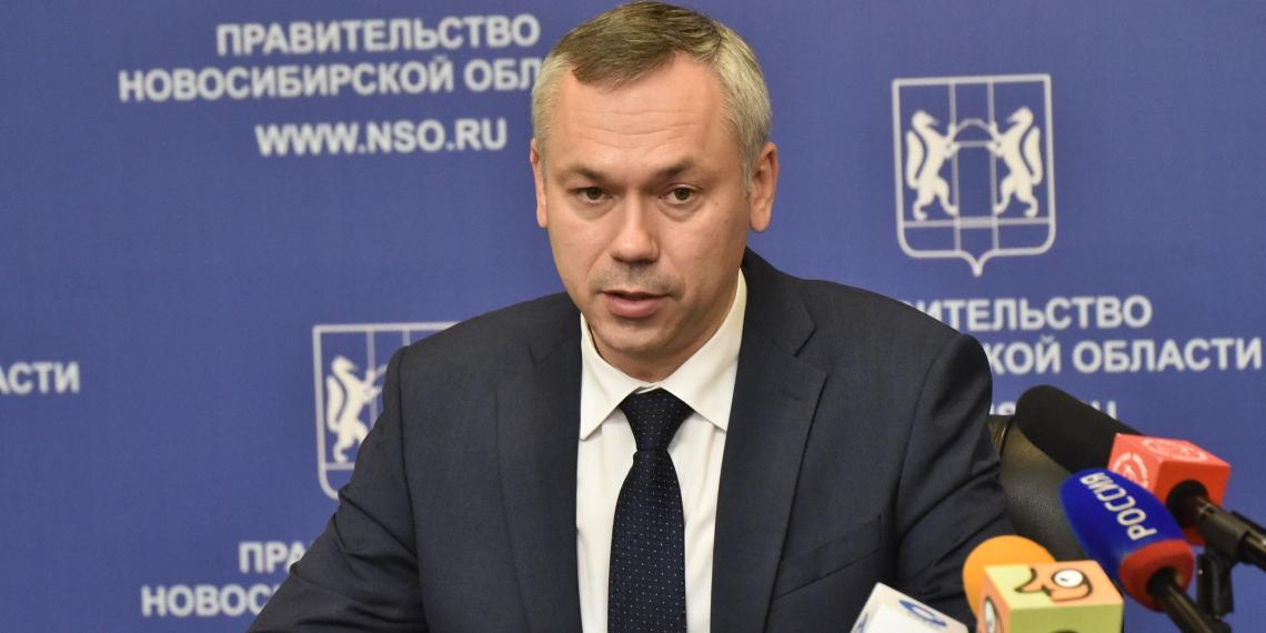 крепкого фото главы администрации новосибирской области каким