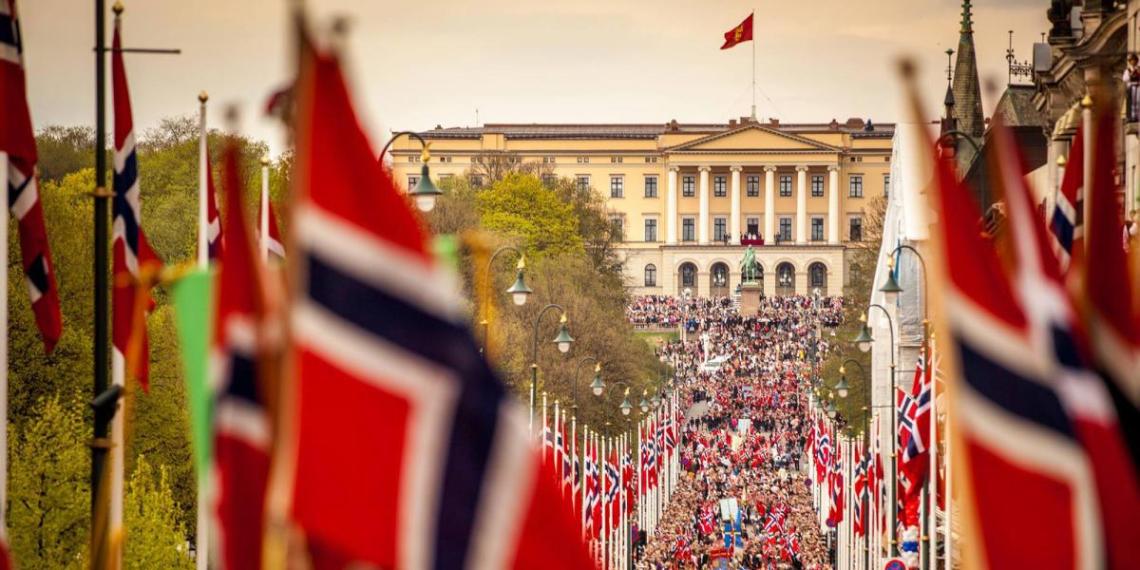 Правительственный пенсионный фонд Норвегии впервые продаст активы из-за падения цен на нефть