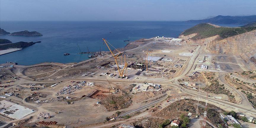 """""""Атоммаш"""" отгрузил первый реакторный корпус для строящейся турецкой АЭС"""