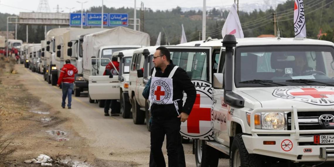 Российский посол осудил США за блокировку гуманитарной помощи Сирии