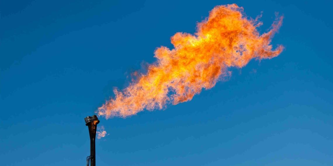 Россия увеличила добычу газа и побила многолетний рекорд