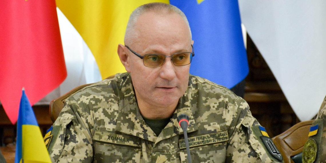 """Вооруженные силы Украины назвали себя """"настоящим щитом Европы"""""""