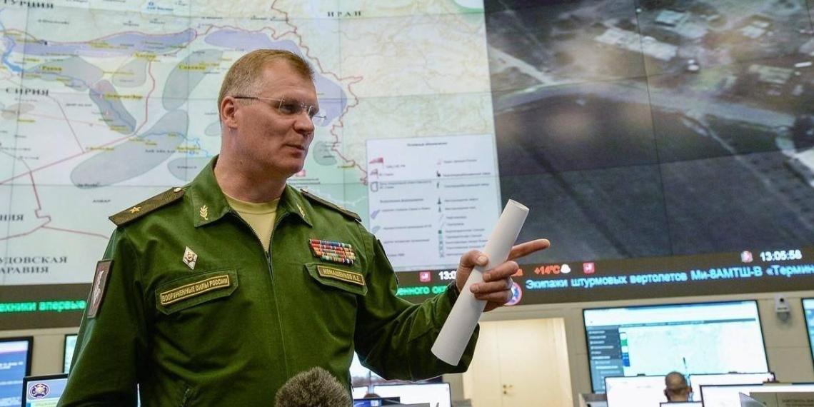 Минобороны отреагировало на заявление Пентагона об ударе ВКС по сирийской оппозиции