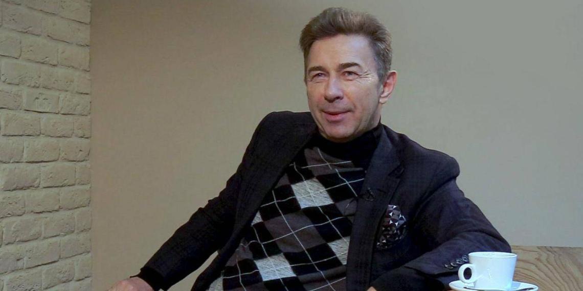 62-летний Валерий Сюткин в 4-й раз стал отцом