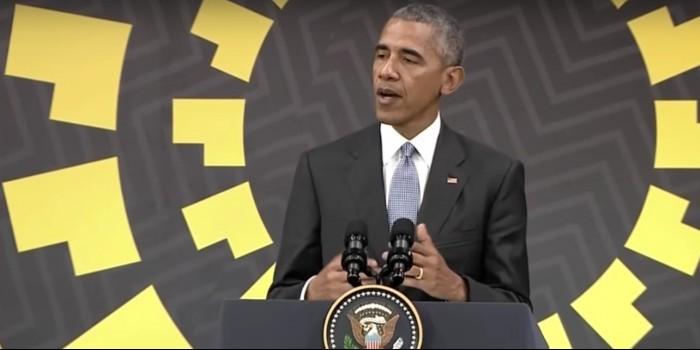 Обама объяснил разницу между Россией, Китаем и США