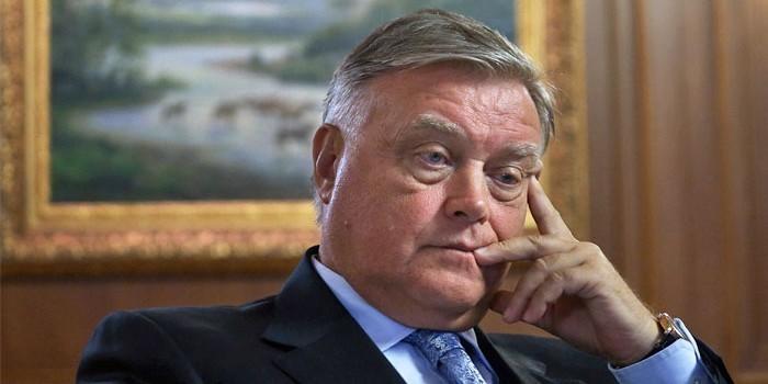 Якунин уходит из РЖД и может стать сенатором от Калиниградской области