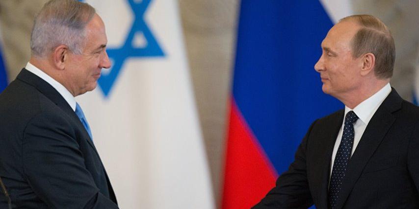 """В США упрекнули Израиль за дружбу с """"поддерживающим Иран"""" Путиным"""