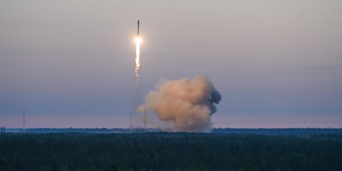 Россия впервые запустила на орбиту активный спутник комплекса Лиана