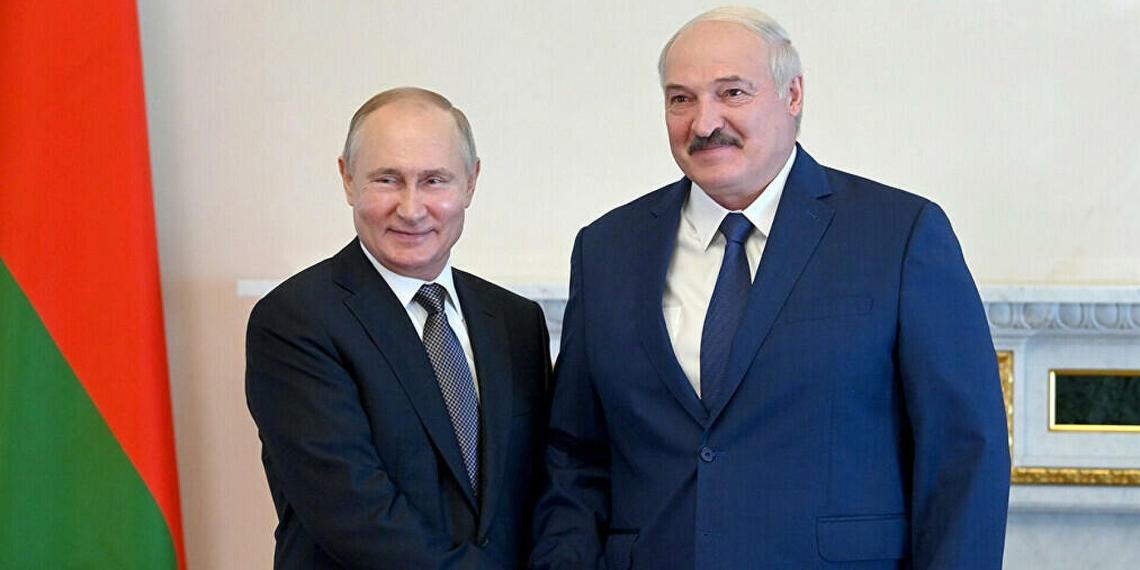 Россия и Белоруссия договорились о создании единого рынка газа и нефти