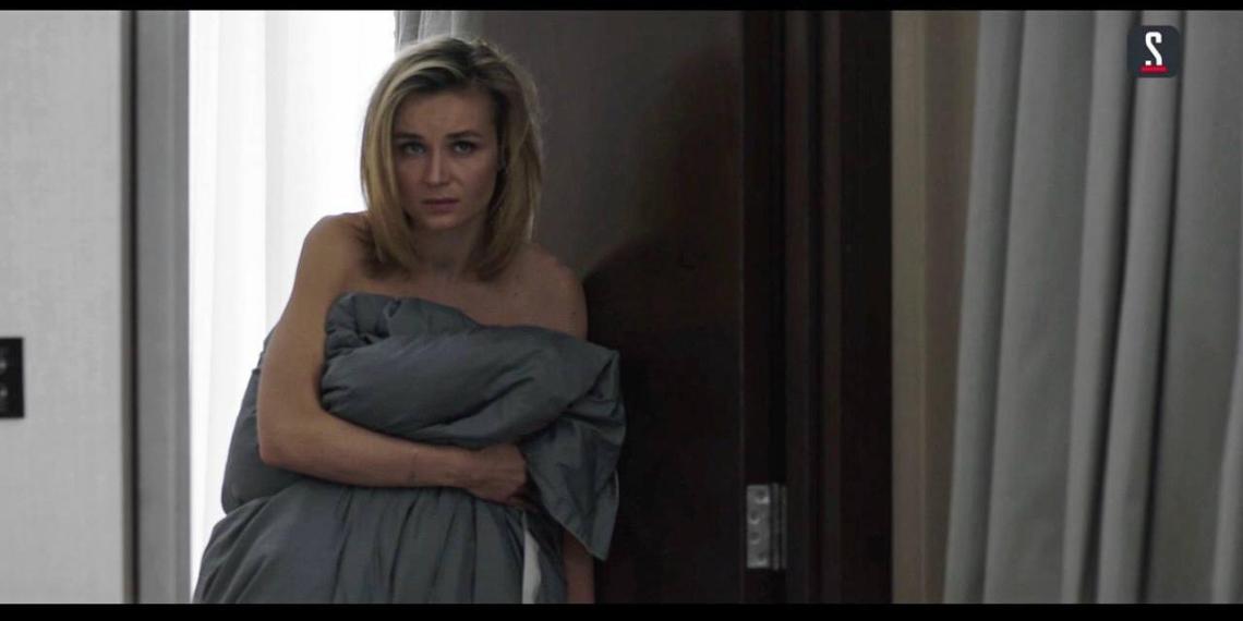 """""""Это срам, конечно!"""": Полину Гагарину шокировала откровенная сцена в сериале """"Бывшие"""", где она снялась без трусов"""