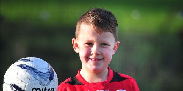 «Манчестер Юнайтед» и «Ливерпуль» поборются за пятилетнего футболиста