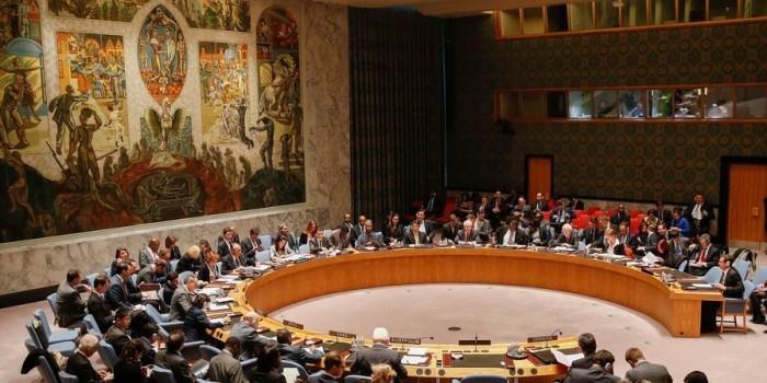 Украина попросила ООН принять её в Совет Безопасности