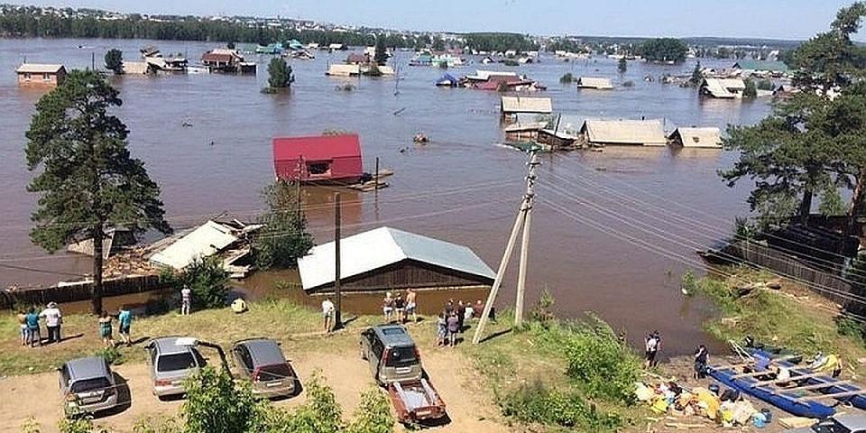 В Иркутской области число погибших из-за наводнения выросло до 16 человек