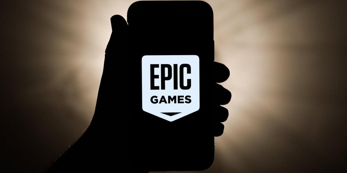 Пользователям из Белоруссии запретили покупать игры Epic Games