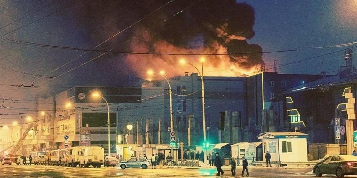 Число погибших в Кемерово выросло до 64 человек