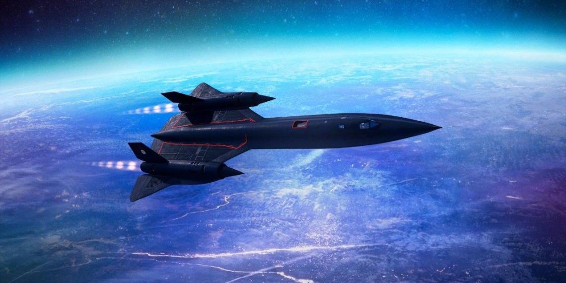 Раскрыта роль СССР в создании легендарного американского самолета-разведчика SR-71