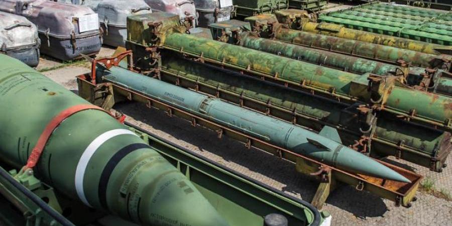 Украина попросила Запад вернуть стране ядерное оружие