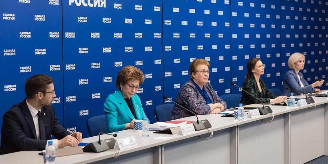 """""""Единая Россия"""" предлагает ввести во всей России единые меры поддержки многодетных семей"""