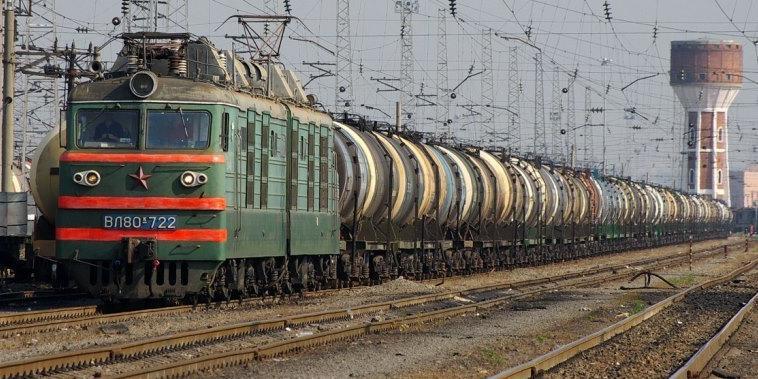 Китай стал наращивать железнодорожные перевозки через Россию