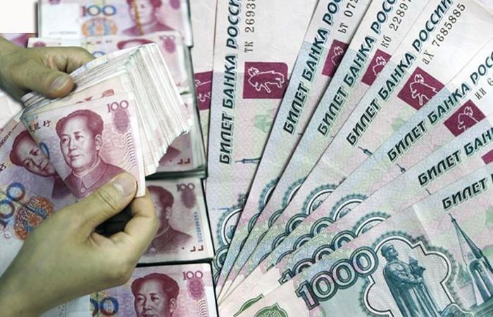 Китай будет торговать с Россией даже в условиях обвала рубля