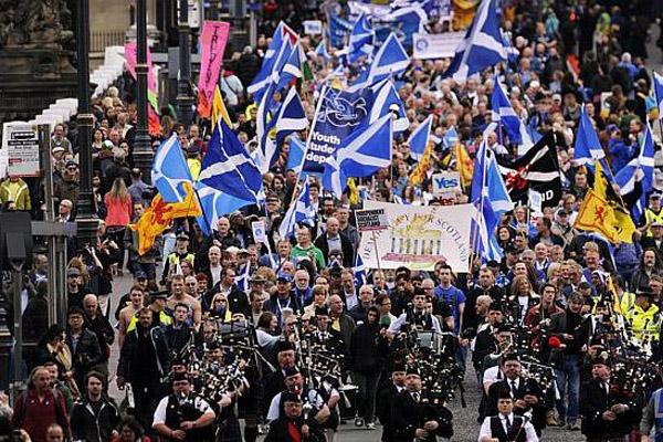 Результаты референдума о независимости Шотландии были подтасованы?