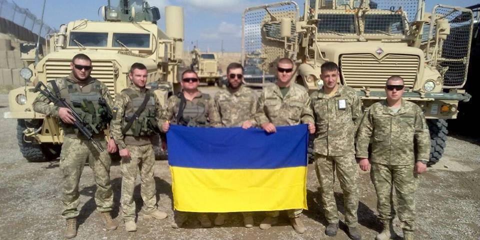 """""""Афганский котел"""": американцы бросили украинских военных на базе в Кабуле"""