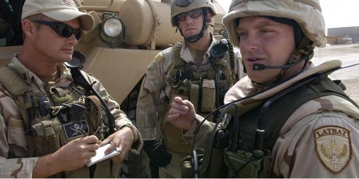 Латвия намерена отправить военных для борьбы с ИГ