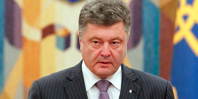 """Порошенко допустил, что Путин """"присоединит"""" Германию к России"""