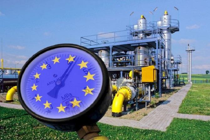 ЕС готовит газовый заговор против России