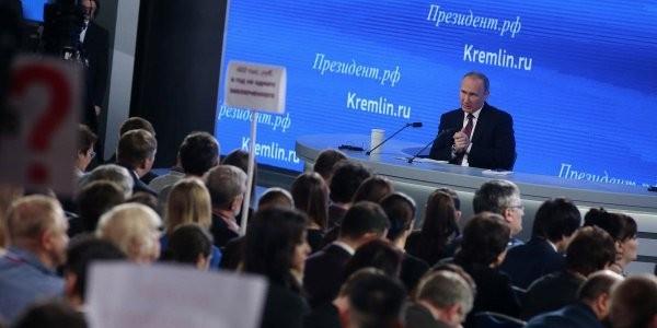 Путин – об информаторе ВАДА: таскал сюда эту гадость, пока хвост не прижали