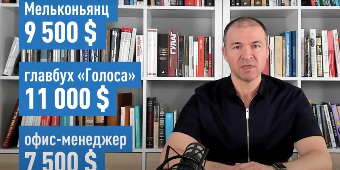 """Блогер уличил движение """"Голос"""" в дискредитации голосования по поправкам в Конституцию"""
