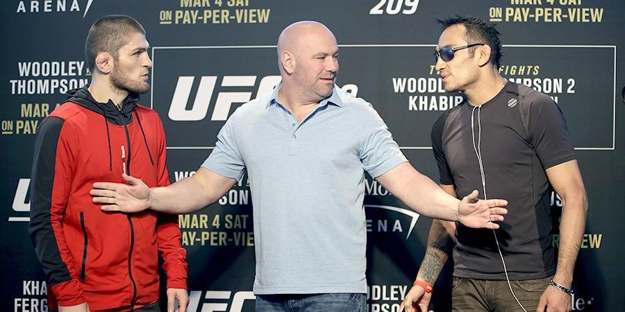 Глава UFC подтвердил дату боя Нурмагомедова и Фергюсона