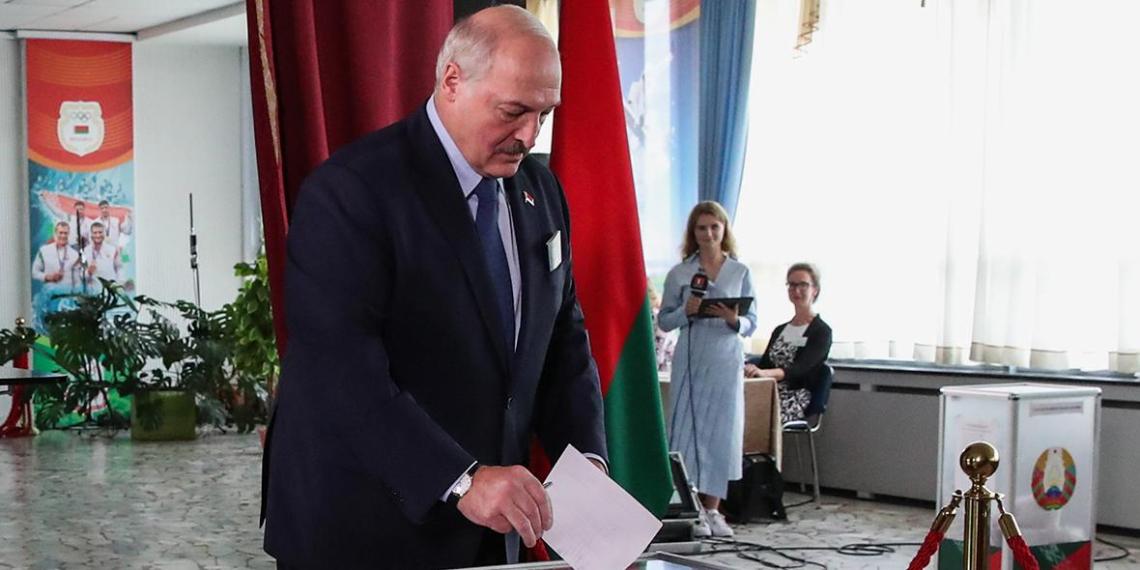 Лукашенко высказался о гражданской войне после выборов