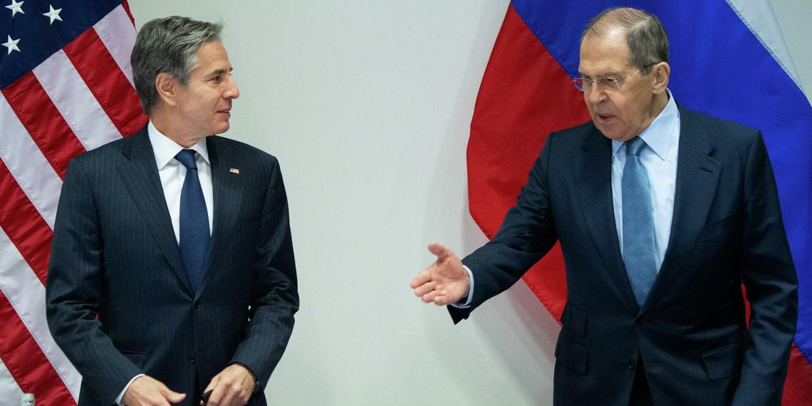 Лавров оценил встречу с Блинкеном