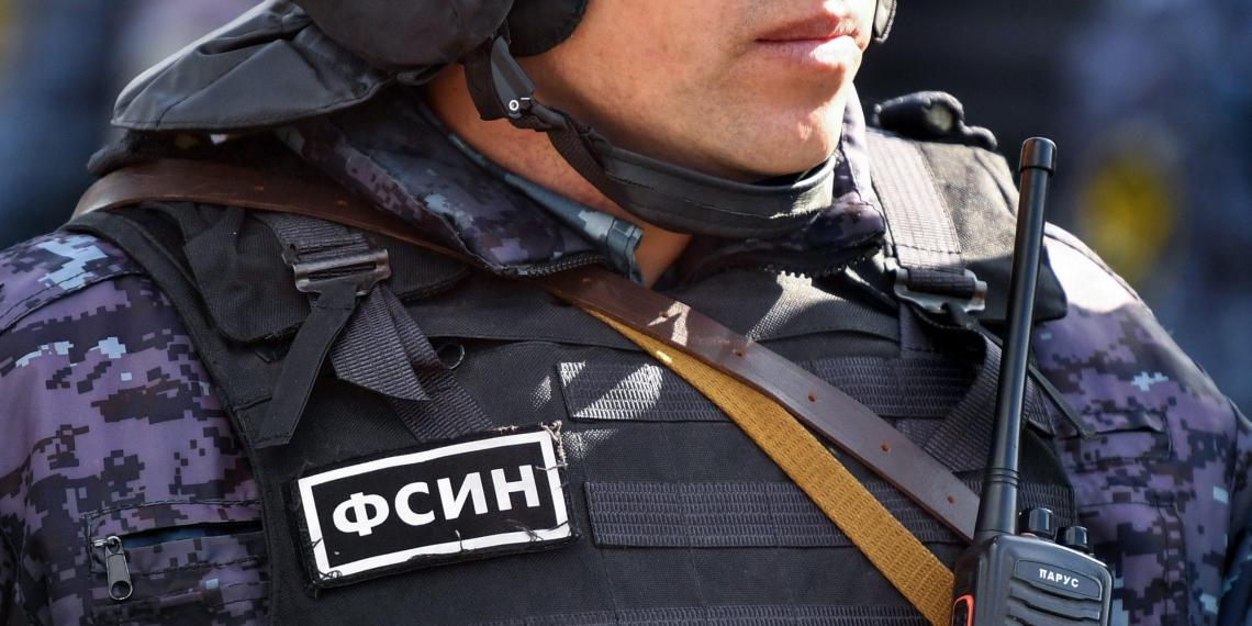 ФСИН сообщила о рекордном сокращении числа заключенных в России