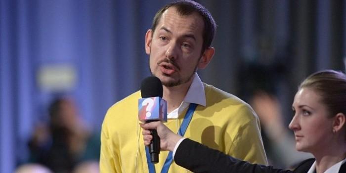 Украинский журналист Цимбалюк обвинил Киев в бездействии