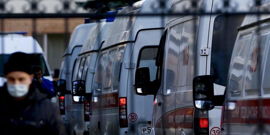 В России за сутки коронавирус выявили у 9268 человек