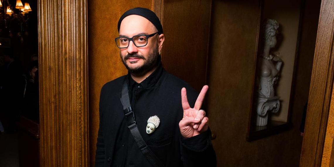 """Серебренников стал номинантом на премию """"Золотая маска"""""""