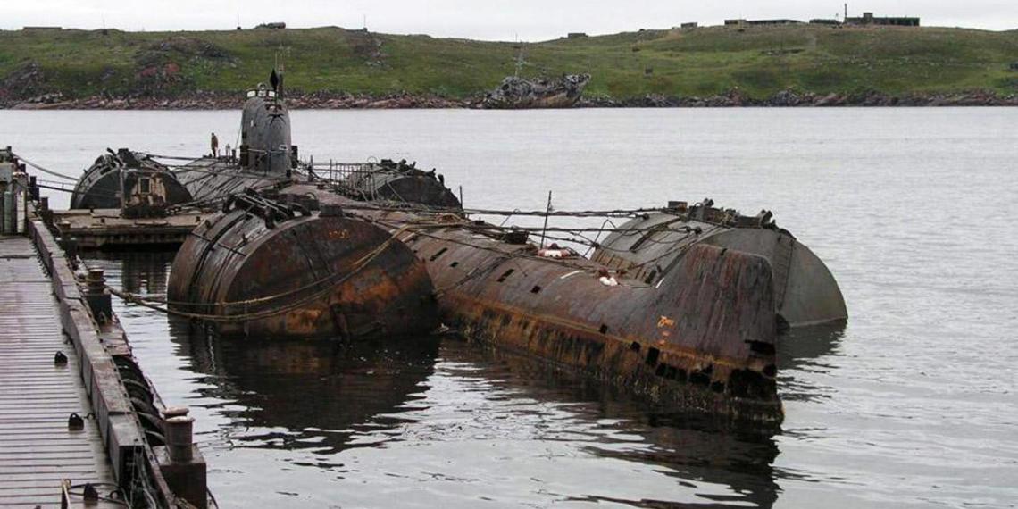 """Popular Mechanics: Россия отчаянно пытается избежать """"подводного Чернобыля"""""""