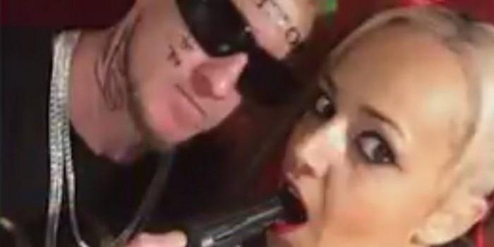 Полиция расстреляла свингеров, одетых как Джокер и Харли Квинн