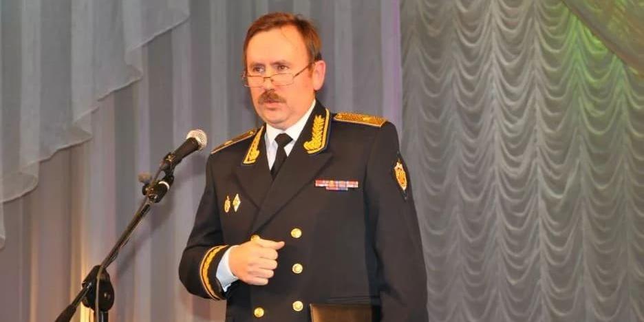 ФСИН возглавил генерал ФСБ Калашников