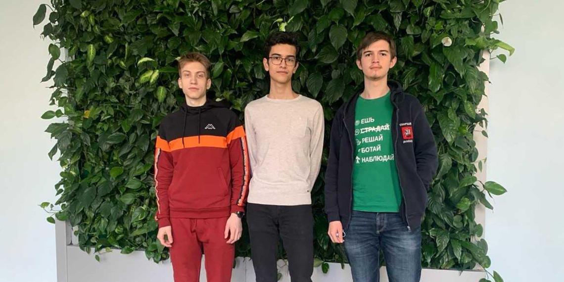 Московские выпускники завоевали три золота на Международной олимпиаде по астрономии и астрофизике
