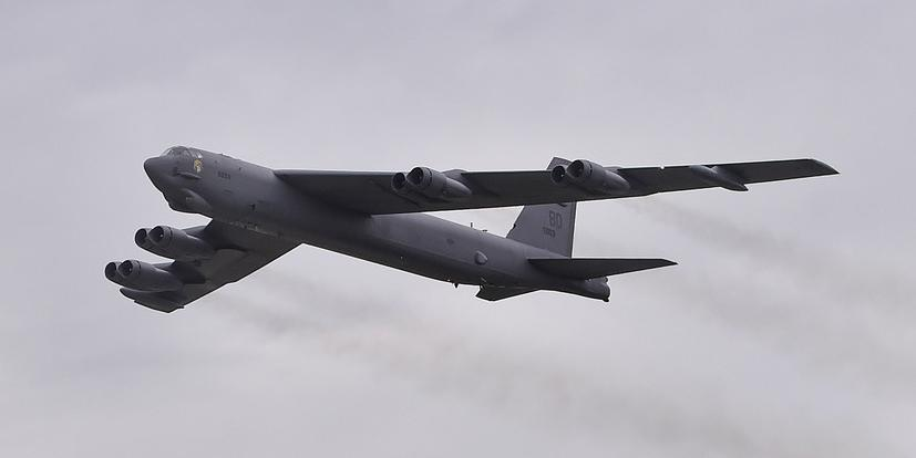 Бомбардировщики США отработали удар по Калининграду