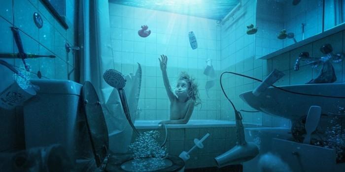 """""""Дорогая, я отфотошопил детей"""": проект изобретательного отца-фотографа"""