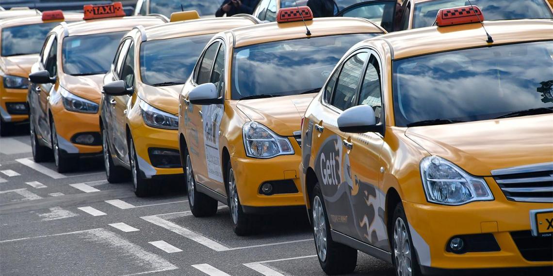 Теневой оборот в сфере такси достиг 800 млрд рублей
