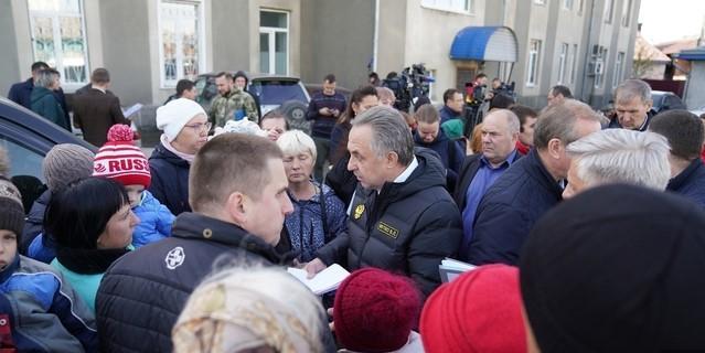 Мутко раскритиковал работу властей Иркутской области по восстановлению жилья после паводков